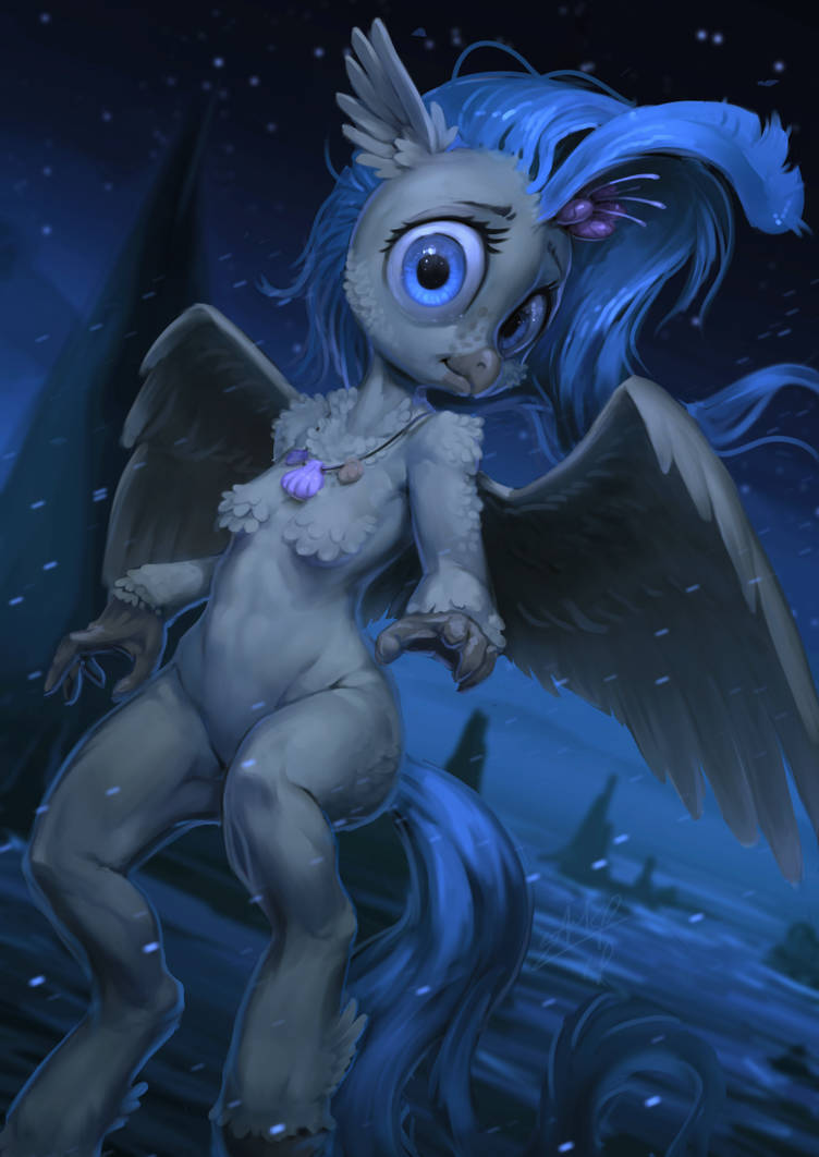 Night of Skystars by AssasinMonkey