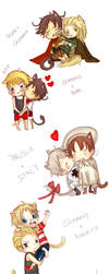 APH: Some rare pairs by Assby