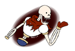 HorrorTale!Papyrus by Lions-Notice