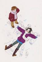 GwL: Winter by Divine-Nataku