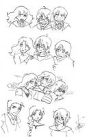 GwL: Through the Years by Divine-Nataku
