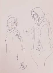 GwL: Farewell by Divine-Nataku