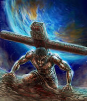 Strongest Man Alive (2013) by MarcusThomas