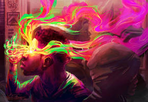VISIONS by MarcusThomas