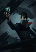 The Outsider's Mark by gravity-zero