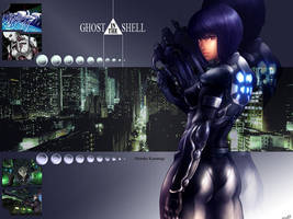 Ghost in the Shell by aca985