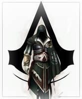 Assassins Creed : Ezio by aca985