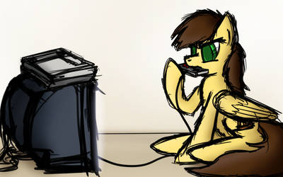 Tasty Controller [ATG Day 9] by SandyFortune