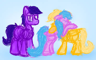 Reconciled [ATG Day 12] by SandyFortune