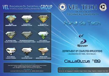 Colloquium '09 Magazine Cover by sahtel08