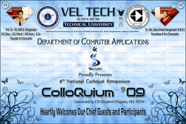 Colloquium '09 Banner 6 by 4 by sahtel08
