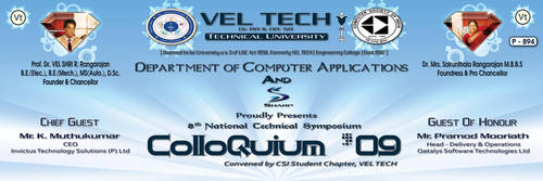 Colloquium '09 Banner 27 by 9 by sahtel08