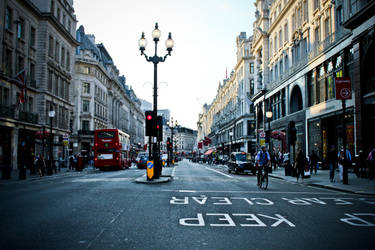 London Streets by CheapMadness