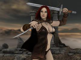Tyra - for Melandrhild by 7Sins7