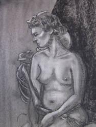 Portrait by Birrueta