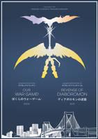 Legacy   Digimon Our War Game + Rev of Diaboromon by PlisKiNPT