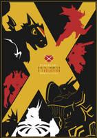 The Black Knight Rises   Digimon X-Evolution by PlisKiNPT