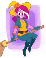#95. Witchy  Witchy  Witchy  Witchy Simone! by SoulAddicted