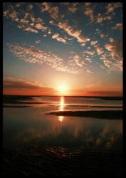 Sunset Paradise by photographicsam