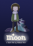 moon poster by mel-bot