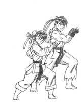 shotokan style by WAINART