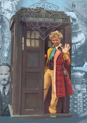 the 6th doctor by jinjo111