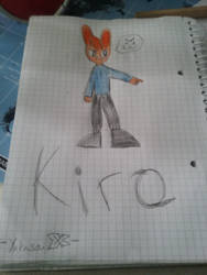 Kiro The Rabbit by YukusaiX