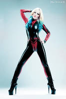 Promocatsuit by mad duck by THETERRORCAT