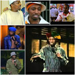 Eddie Griffin Collage by amoticanime