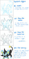 soft colouring tutorial by drill-tail