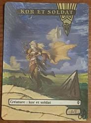 Altered Card Token - MTG by Aliraclya-Akirya