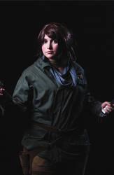 Cosplay Rise of Tomb Raider by Aliraclya-Akirya