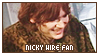STAMP: Nicky Wire fan by neurotripsy