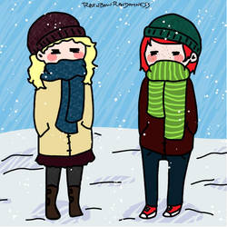Winter by RainbowRandomness