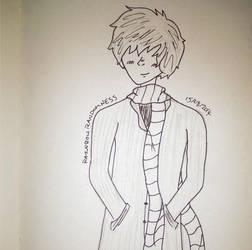 Darren [outline] by RainbowRandomness