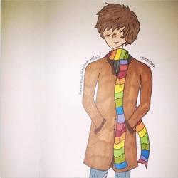 Darren [coloured] by RainbowRandomness