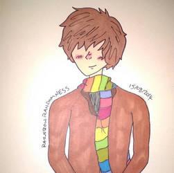 Darren [close up] by RainbowRandomness