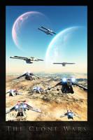 Clone Wars by Superiorgamer