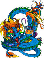 Chinese Draco by Tibby101