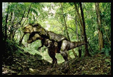 Dinosaur by caglarsasmaz
