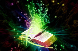 Magic Book by caglarsasmaz