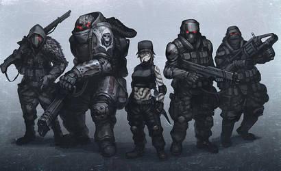 Squad by Hetza5721