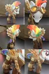 Custom Rainbow Dash by Red-Revolver