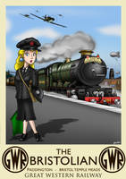 Great Western Railway Peach by FamousMari5