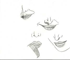 lips by Jasperhalegirl