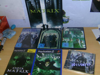 matrix things by Jasperhalegirl