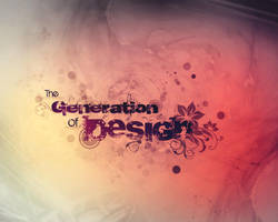 The Generation of Design by iEvgeni