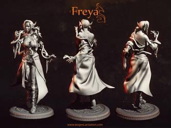 Freya by iEvgeni