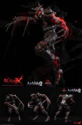 Krux | ARTWAR 2 by iEvgeni