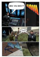 Gmod-Comic: G-Man Canon by nicolahu